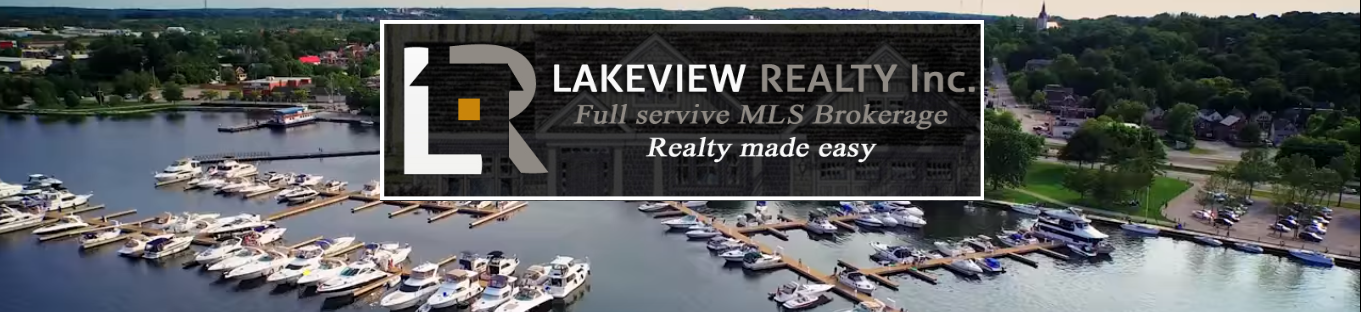 Lakeview Realty on Orillia Waterfront