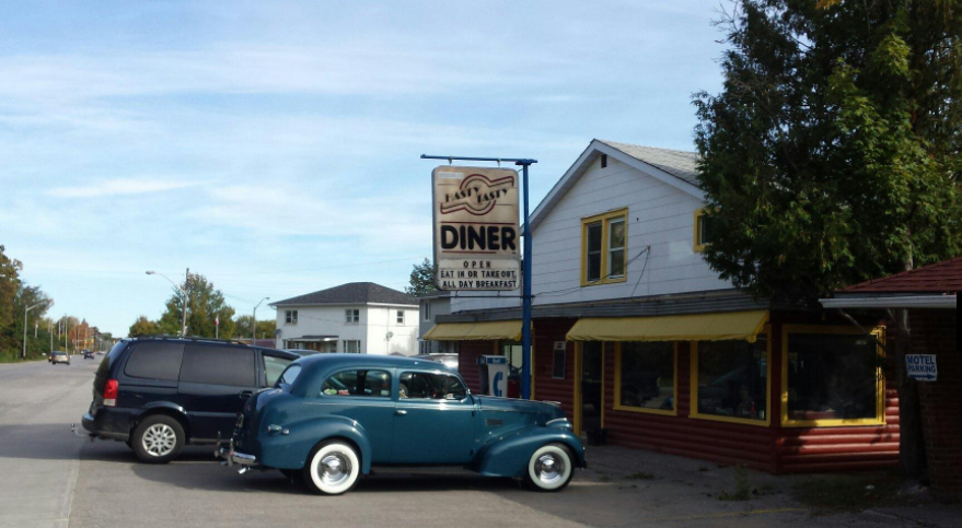 diner for sale in orillia